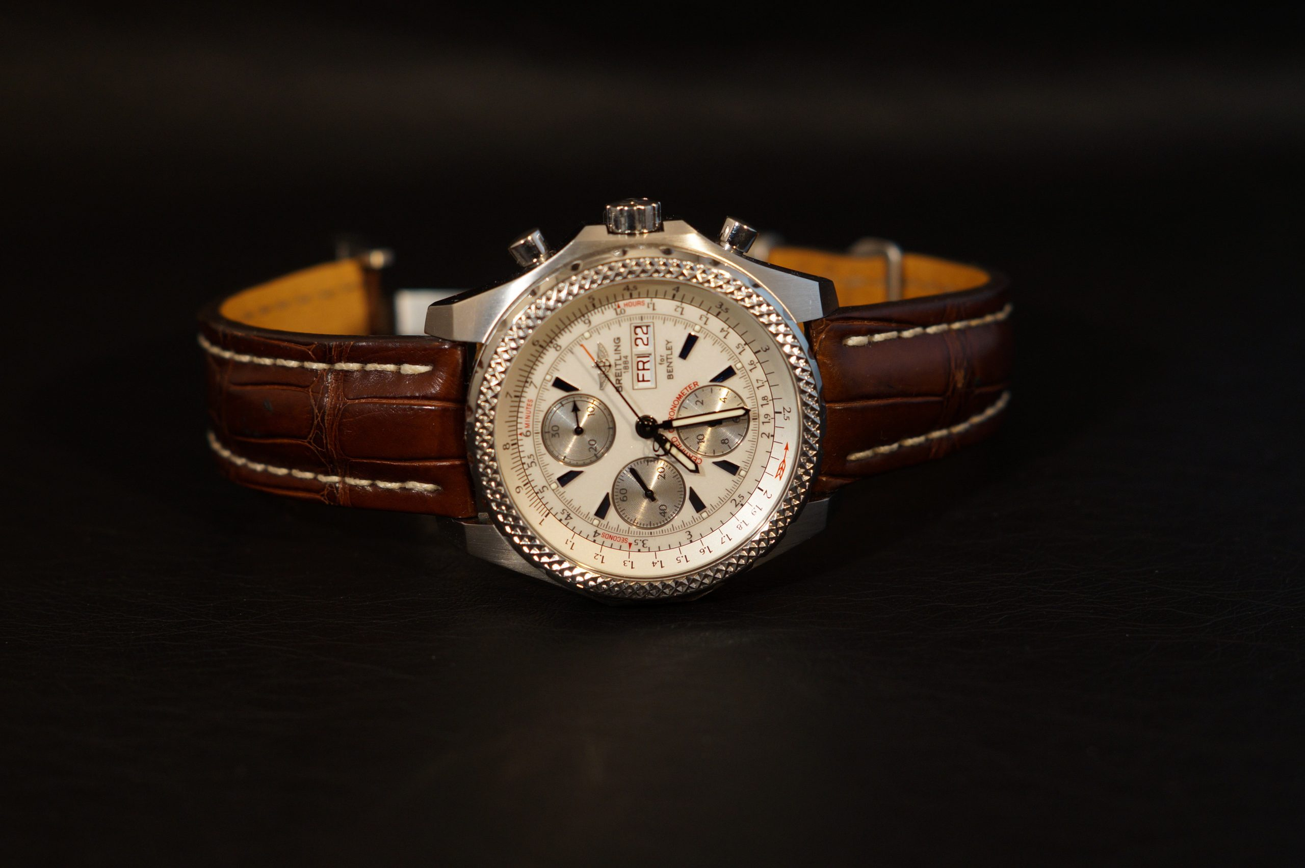 Breitling Bentley GT special edition chronograph 44mm